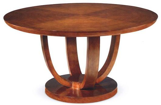 Round Pedestal Dining Table | Stylish Tables Design Ideas