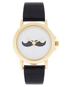 Movember - Aumentar Reloj con bigote en la esfera de ASOS