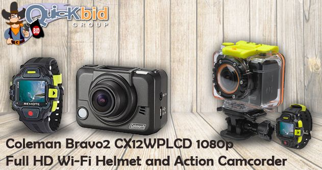 The Conquest2 records HD feature up to 1080p60 snaps still-pictures up to 16-Megapixel and inherent Wi-Fi associate the cam to an iphone or Android for live survey recording and imparting substance  online to companions and fans.