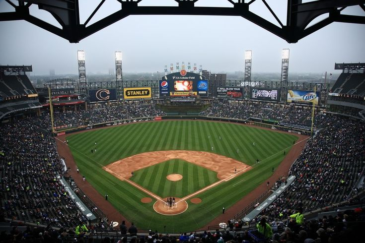 White Sox Take on the Detroit Tigers at Today's Season Opener