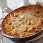 Cheesy Scalloped Potatoes - Paula Deen Magazine