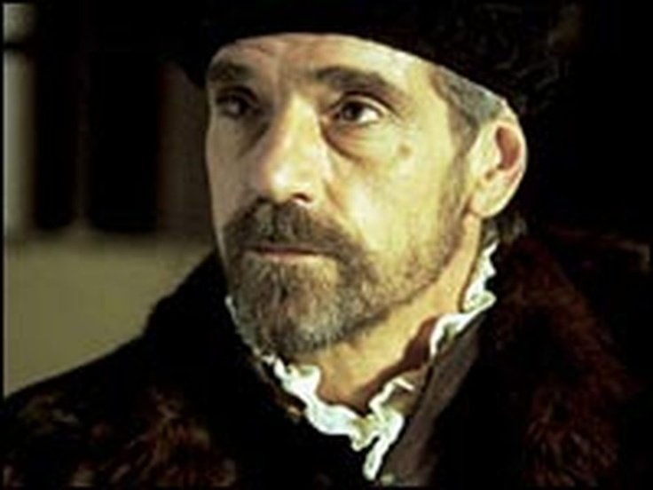 Npr jeremy irons as antonio in a scene from the merchant of venice