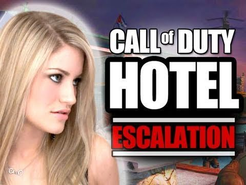 NEW Black Ops ESCALATION Map Pack! HOTEL!
