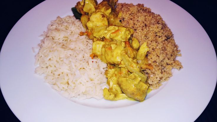 Curry Chicken     Mama is back in the kitchen!!!   I've made A little Indian and North African cuisines of Morocco.   Super easy tasty meal.   I made c...