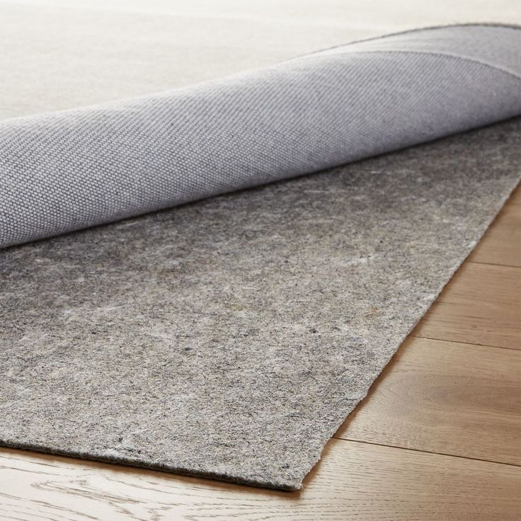 Multisurface 6'x9' Thin Rug Pad - Crate and Barrel