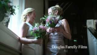 """Watch Kati and Anne do an Irish jig for their wedding dance - """"all along I believed I would find you, Time has brought your heart to me, I have loved you for a thousand years"""" ~ Christina Perri song"""