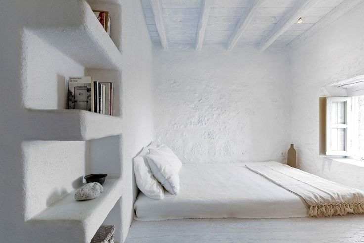 Restoration of a traditional residence in Nisyros by @adarchitects - The Greek Foundation
