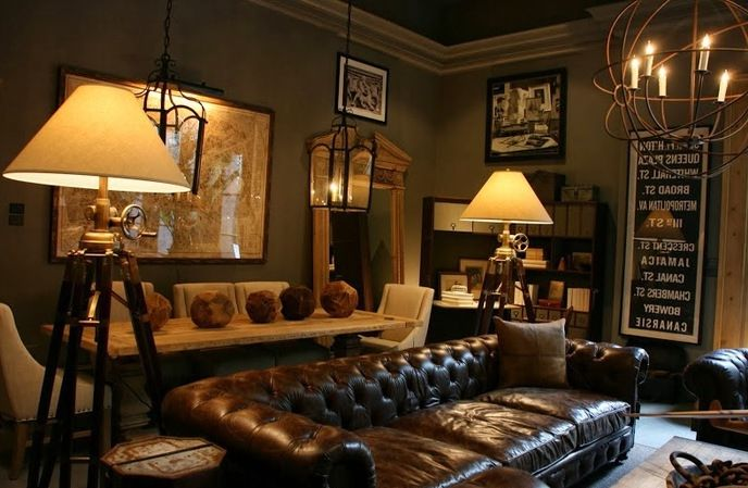 17 best images about fish pond steam on pinterest for Steampunk living room ideas