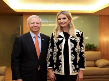 Telangana: United States President Donald Trump's daughter