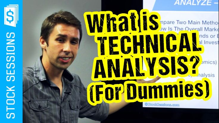 What is Stock Market Technical Analysis? (for Dummies) [Stock Market 101...