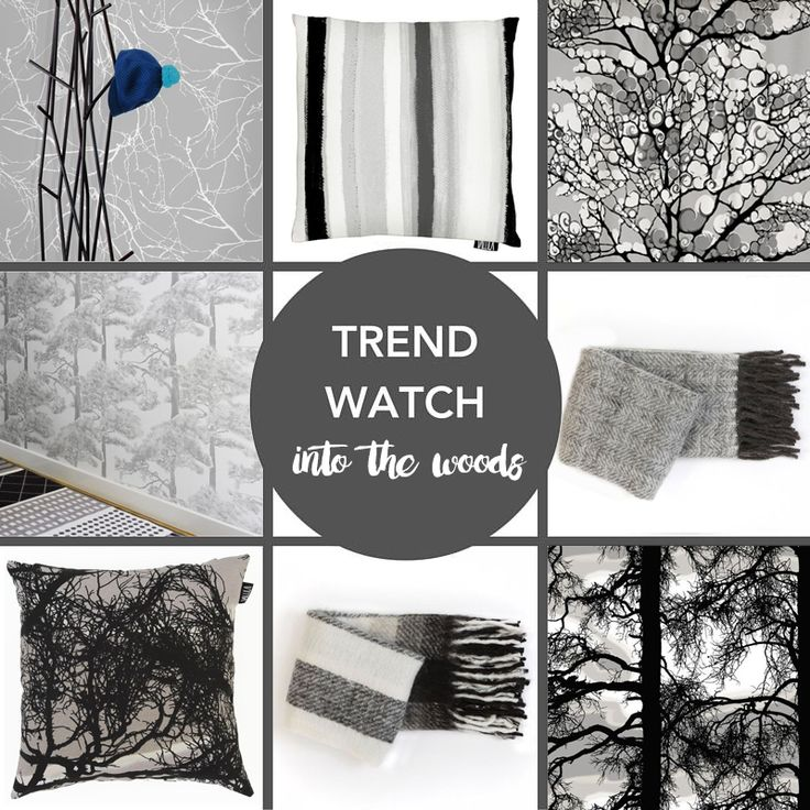 Into the woods - Winter trends at Harvey Furnishings