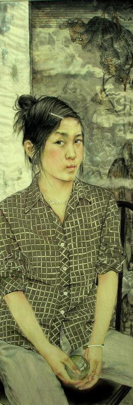 范春晓绘画作品欣赏 - 砒霜的日志 - 网易博客