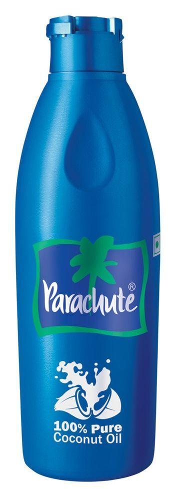 HC EHS Parachute 100% Pure Coconut Edible Hair Oil :: Pure Coconut Oil #Parachute