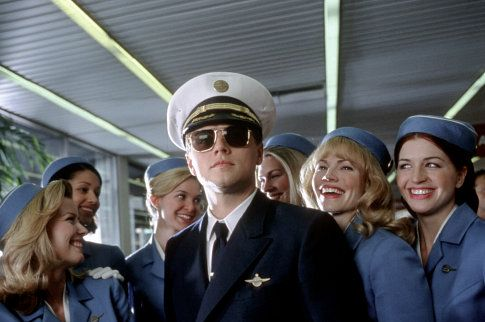 favorite movies Based on True Story's. Catch Me If You Can