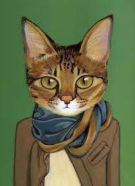картинки коты нарисованные - Поиск в Google