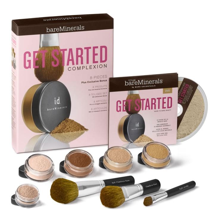 Makeup Bare Escentuals Bare Minerals (Starter Kit) at