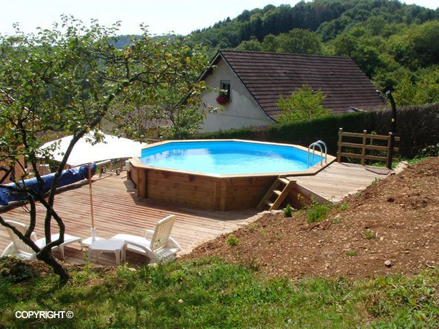 16 Best Piscine En Bois Images On Pinterest | Swimming Pools