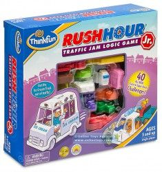 Rush Hour Jr (bilingue)