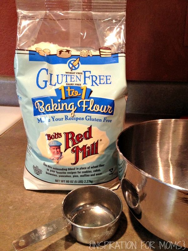 Bobs Red Mill Gluten Free Baking Flour