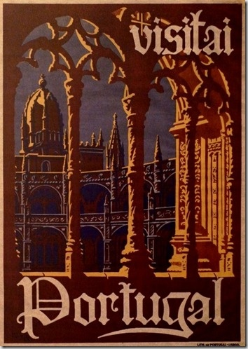 travel 1911 poster