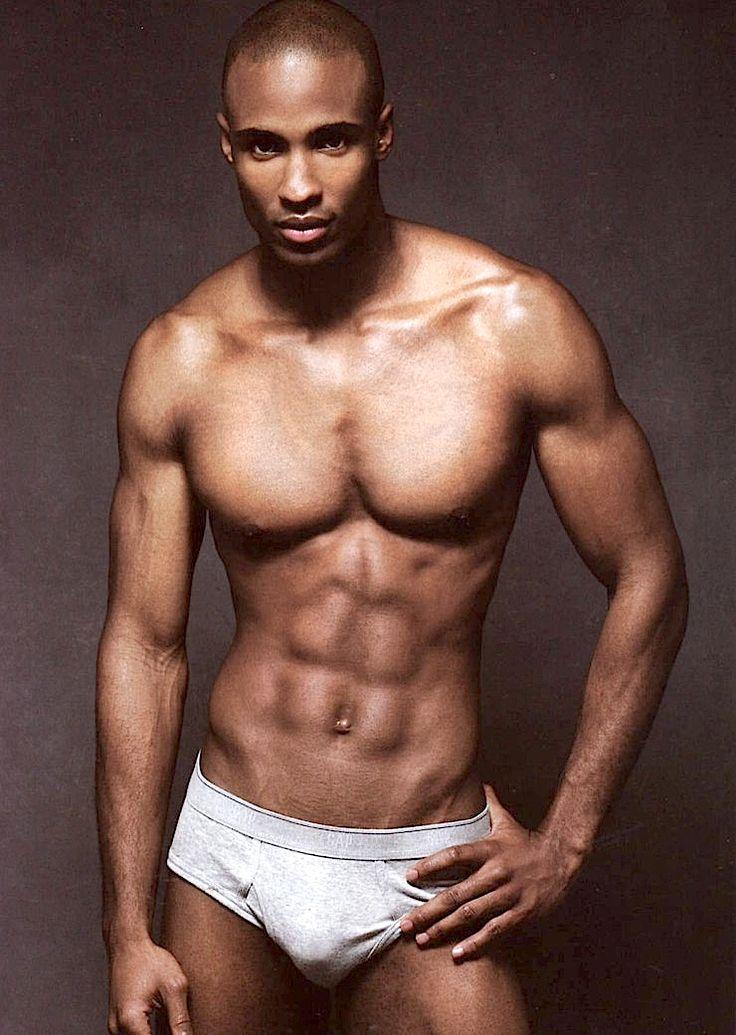 Modelos masculinos sexys negros
