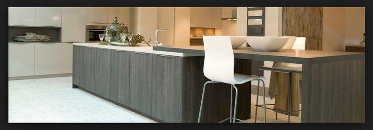 Ook een kookeiland met 39 bar tafel 39 idee n voor het huis pinterest met - Keuken met bar tafel ...