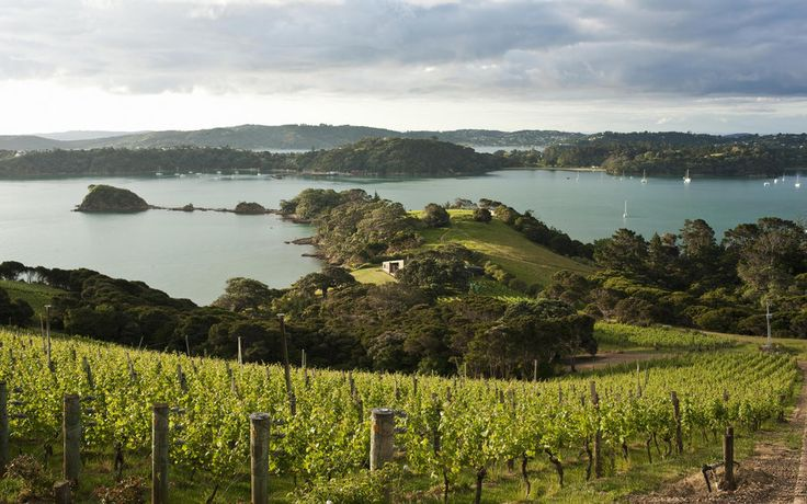 No.4: Waiheke Island, New Zealand