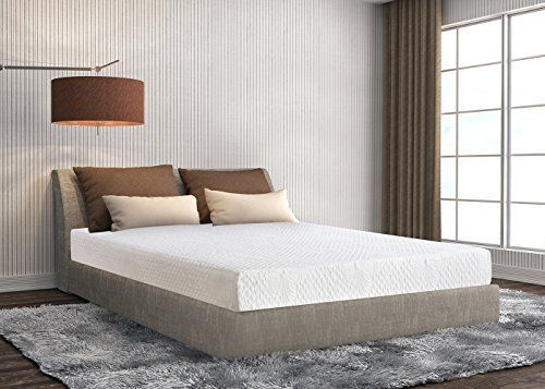 Olee Sleep 8 inch Memory Foam Mattress is a memory foam mattress that encompasses the comfort of memory foam, minimizes pressure on the body, and provides balanced support. Within minutes, it creates a perfectly personalized and balanced form around the body. Our memory foam mattress will... more details available at https://furniture.bestselleroutlets.com/bedroom-furniture/mattresses-box-springs/mattresses/product-review-for-olee-sleep-8-inch-ventilated-convolution-memory-fo