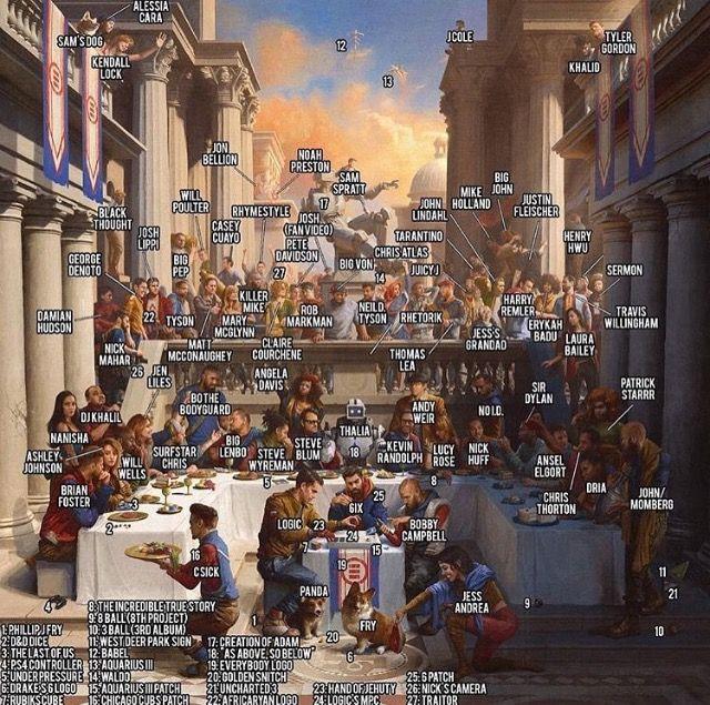 Logics new album