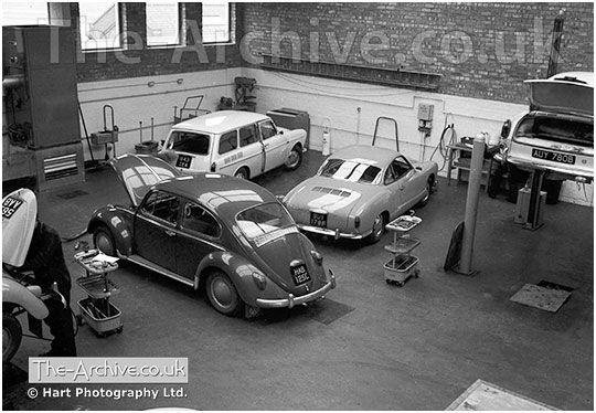 142 best vintage volkswagen images on pinterest vw beetles vw bugs and volkswagen beetles - Garage volkswagen orleans ...
