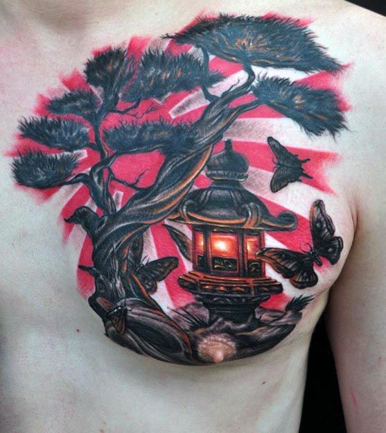 19 best lucky japanese bonsai tree tattoos images on pinterest bonsai trees bonsai and tree. Black Bedroom Furniture Sets. Home Design Ideas