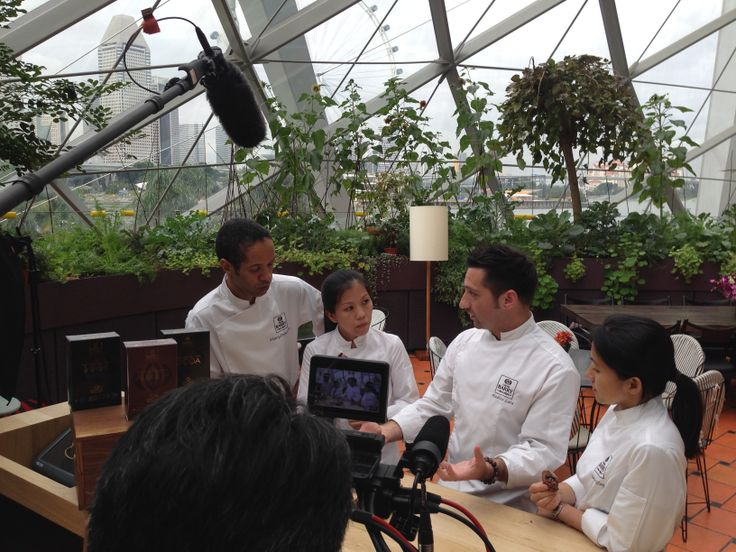 Behind the scene #CacaoBarry #Creativeday #PurityAsia #Purityfromnature #chocolate