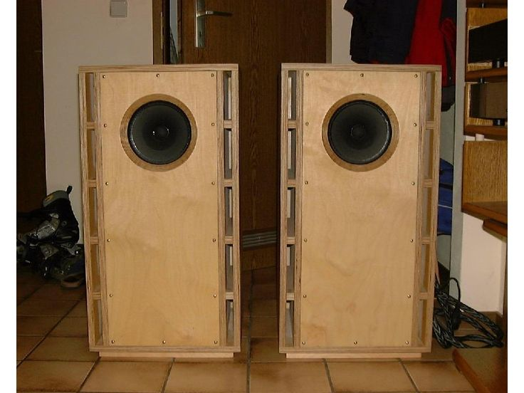 garage wood stove ideas - Full range DIY Loudspeakers to inspire