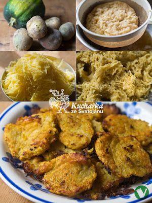 BRAMBORÁČKY S CUKETOU Kuchařka ze Svatojánu: Hlavní jídla