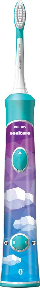 Philips Sonicare - For Kids Electric Toothbrush - Aqua