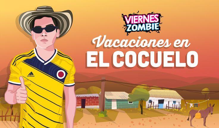 Viernes Zombie - Vacaciones en el Cocuelo