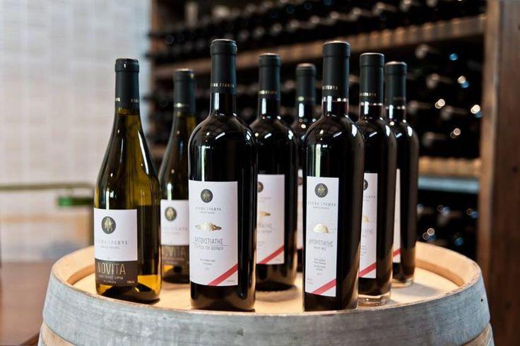 Κτήμα Γράψα (Χωριό Λαγωπόδο): Γνωρίστε τις ποικιλίες Ζακυνθινού κρασιού και απολαύστε τη θέα στους αμπελώνες.