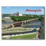 Stone Arche Bridge Post Card