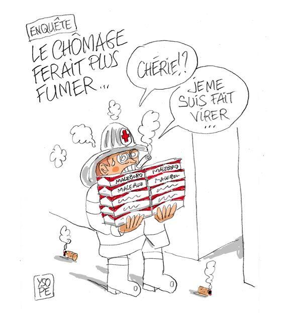 Le codage sur le fumer