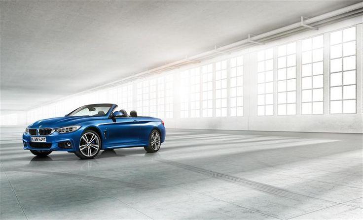 2014 BMW 4 Series Convertible Image