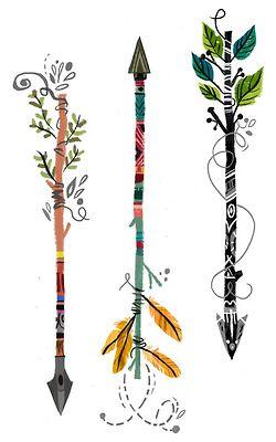 artsy arrows