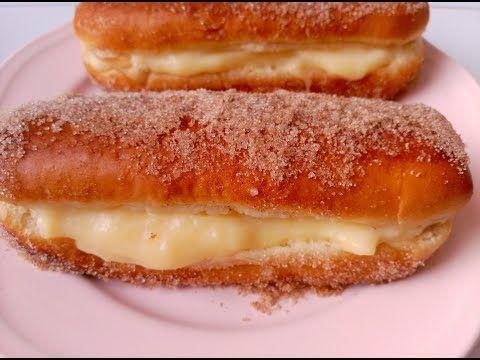 Pepitos de Crema Súper-rápidos | Cocina A Buenas Horas