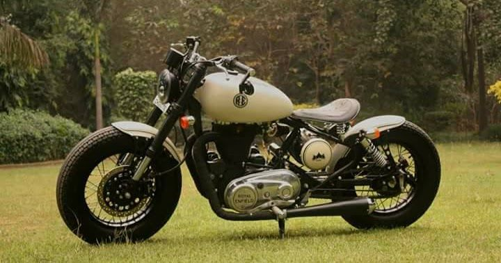 xlnccustoms #delhi #modified #bullets #bikes | Best Custom