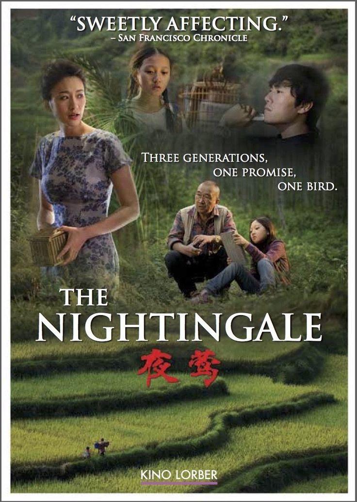 The Nightingale / Ye Ying - Le promeneur d'oiseau (2013) ... Accompanied by his granddaughter (Xin Yi Yang) and his pet bird, a widower (Baotian Li) leaves Beijing to return to his native village. (14-Dec-2016)