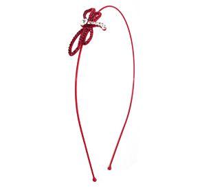 Crystal Dragonfly Headband