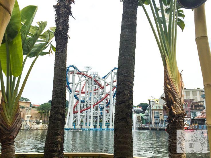 """The Hidden Singapore"" #Singapore #Romance #Adventure #Wildlife and #Dining #onelife #theunmadebed #universalstudios #resortsworld #cylon #rollercoaster"