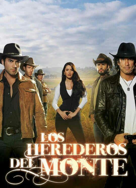 LOS HEREDEROS DEL MONTE (2011) MARLENE FAVELA and MARIO CIMARRO.