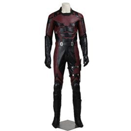 CosplayDiy Mens Costume Suit for Daredevil Superhero Cosplay       CosplayDiyas a professional cosplay costume enterprisewe have now been on this line for 6 yearscovering quite a lot of productsincluding wedding dressesevening dressescosplay costumesfashion clothingkids costumessexy costumesHalloween costumesand the like.  There are a number of Movie/TV/Games Costumes in our store please email us if you wish to buy other star wars costumes  If you select Custom Made pleasse leave us the…