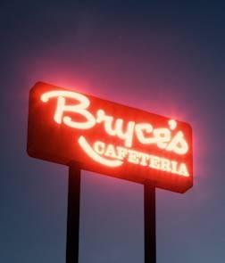 Bryce's Cafeteria   Texarkana, TX