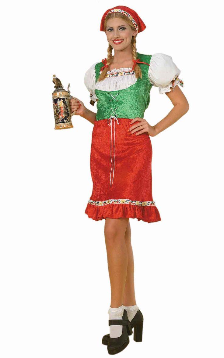 23 best Oktoberfest - Women's Costumes images on Pinterest